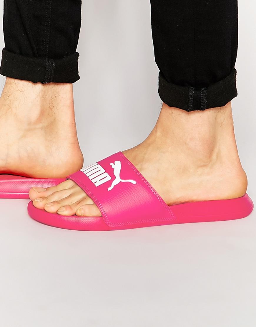 ec931470b0ca Gallery. Men s Nike Benassi Men s Leather Flip Flops ...