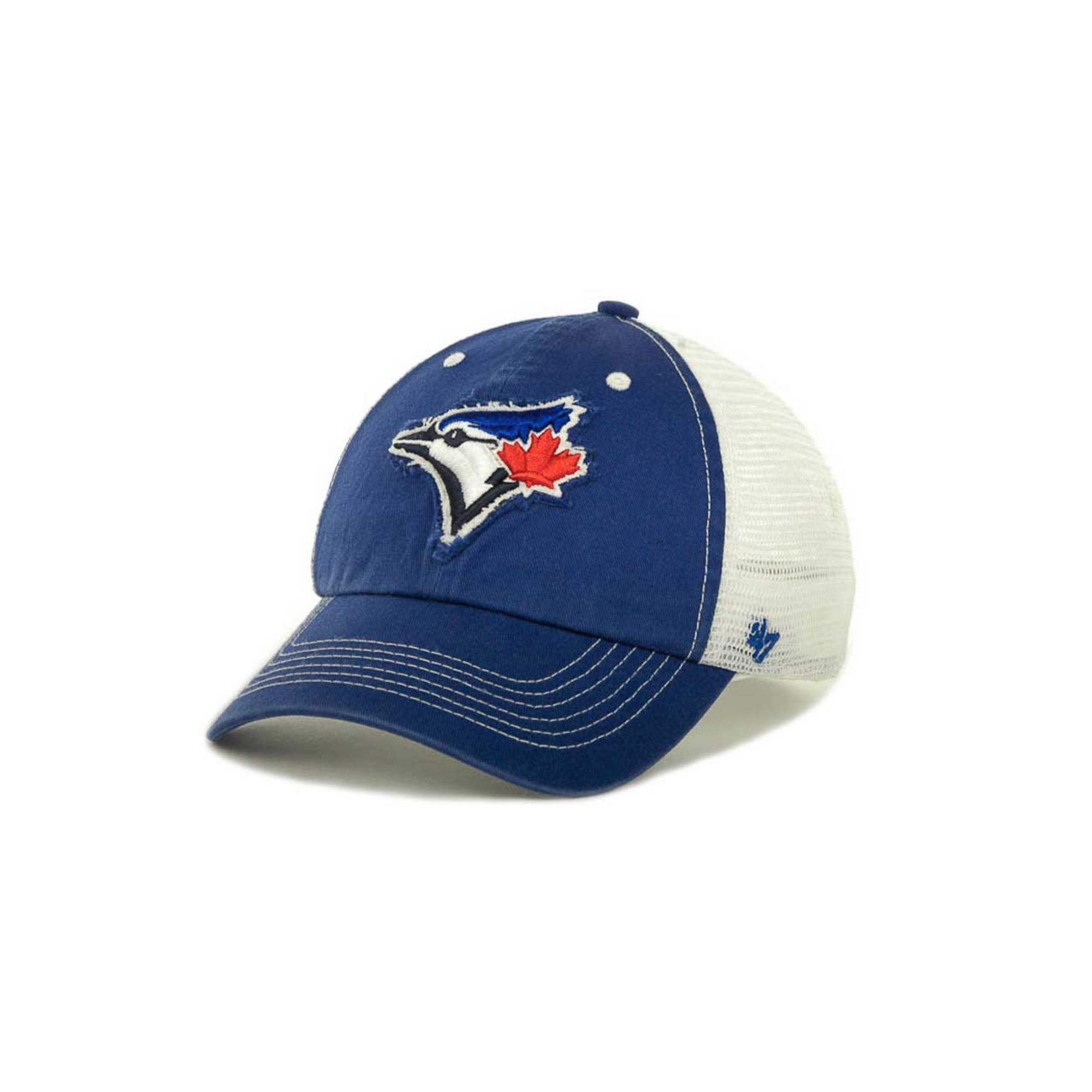 online retailer 10746 9c5c9 real toronto blue jays hat 47 brand 2014 dc2bb fe5f5