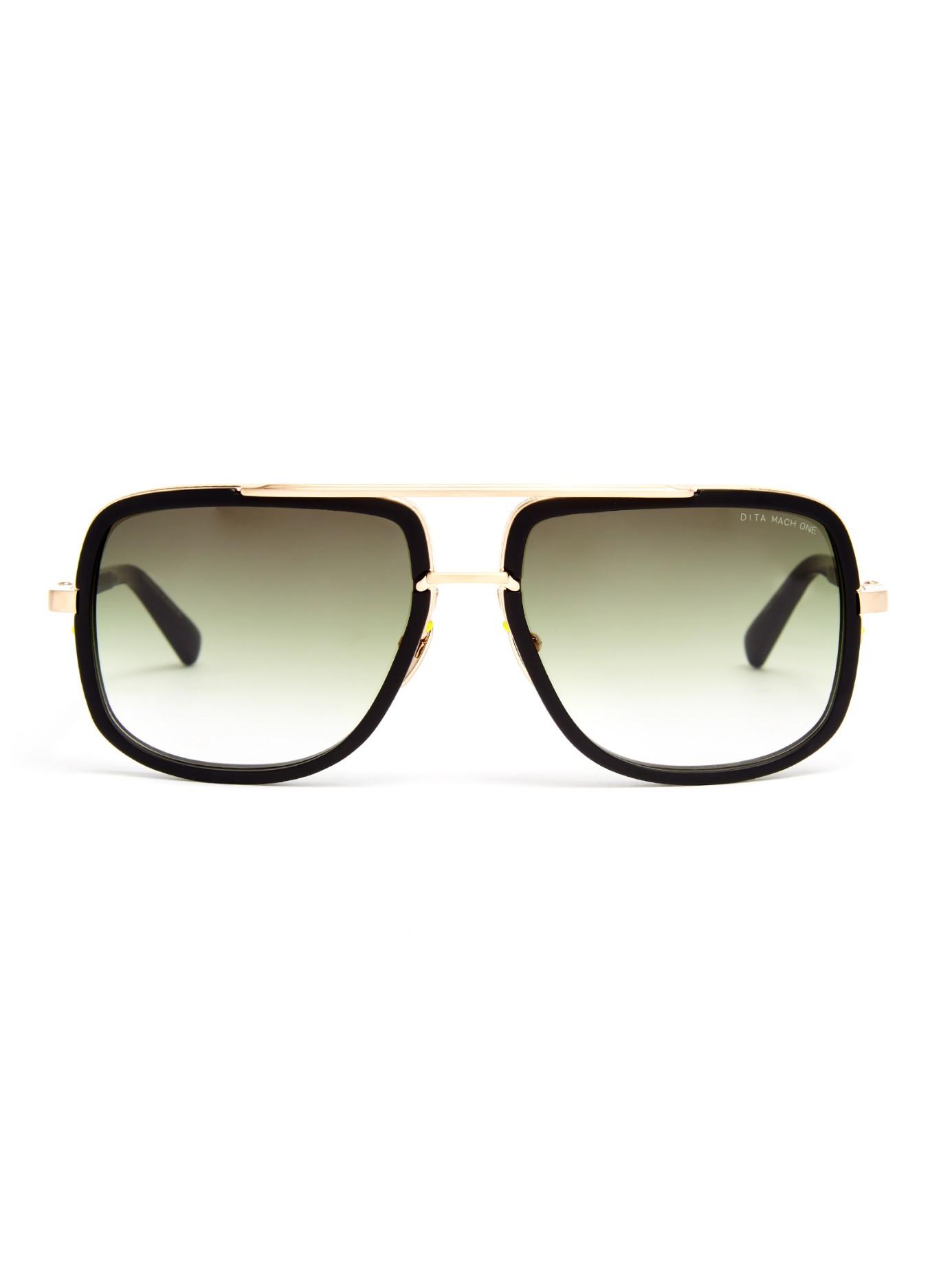 93e91ee819 Dita Mach One Replica Sunglasses