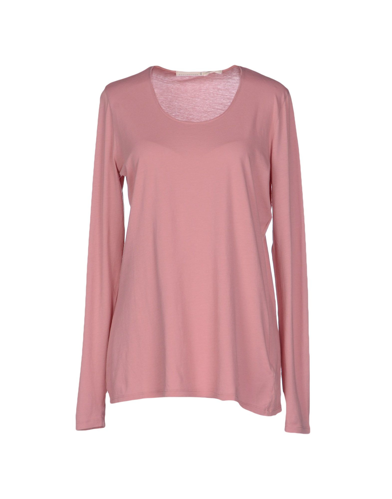 Lyst Schumacher Long Sleeve T Shirt In Pink