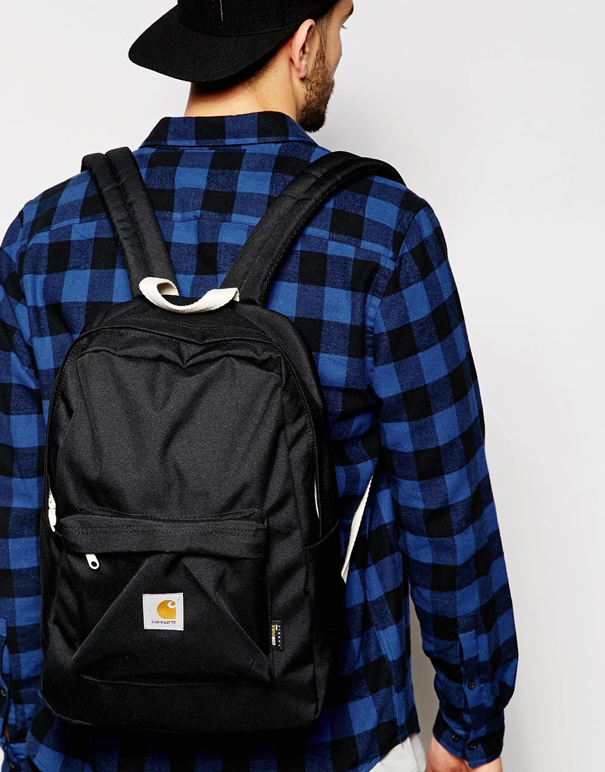 Lyst - Carhartt WIP Carhartt Watch Backpack in Black for Men