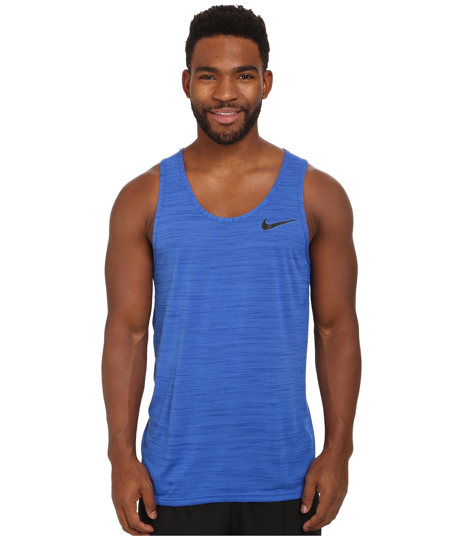 2880794427ba29 Nike Mens Dri Fit Touch Sleeveless Shirt - BCD Tofu House
