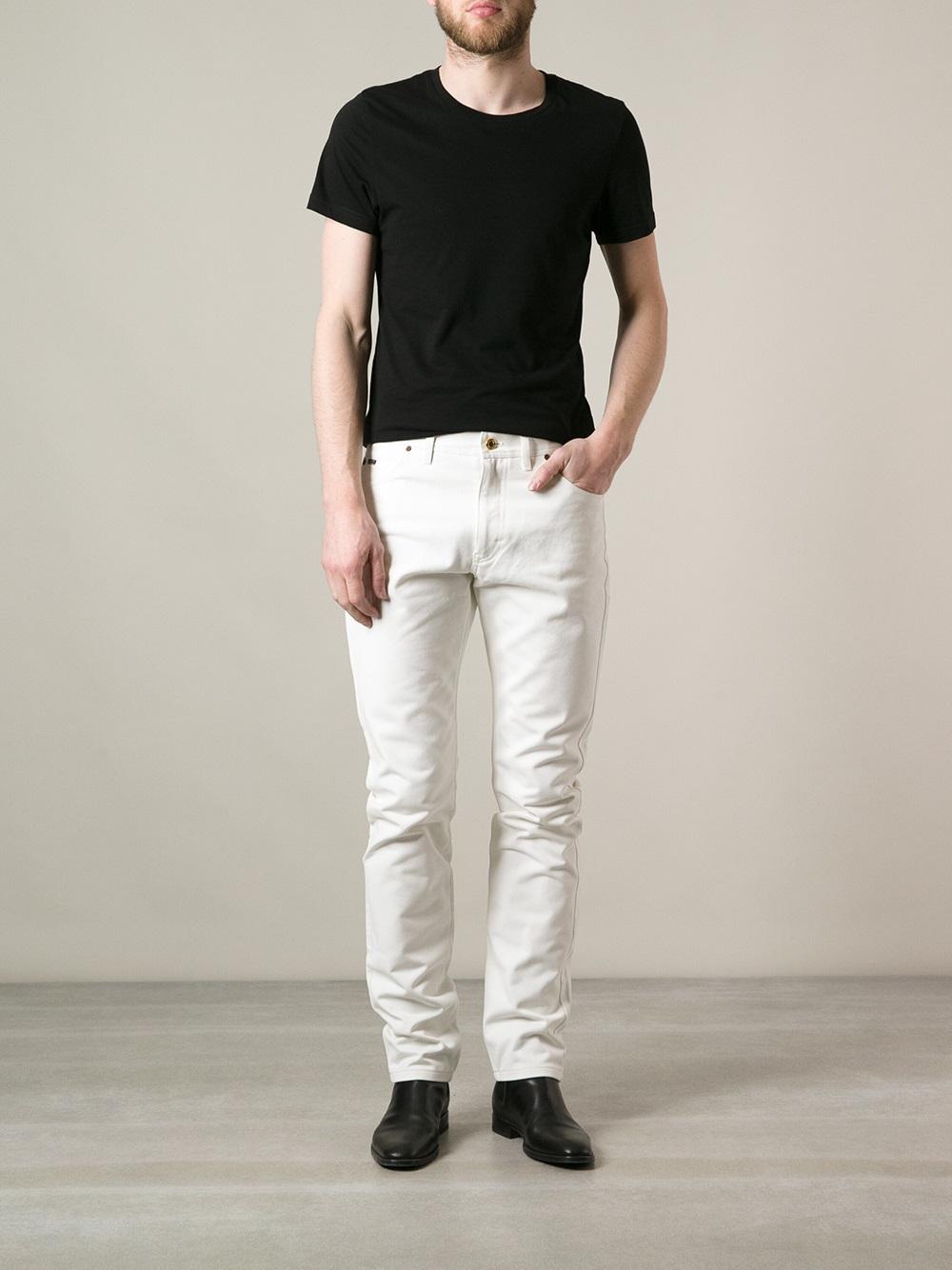 Balmain Mens Jeans