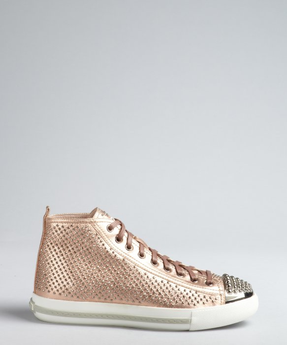 Sneaker Hightop Rosé GwYZY7Dma