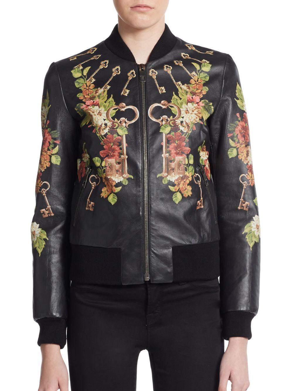 5fe548b59093 dolce-gabbana-black-multi-key-floral-print-leather-bomber-jacket-black-product-1-836953382-normal.jpeg