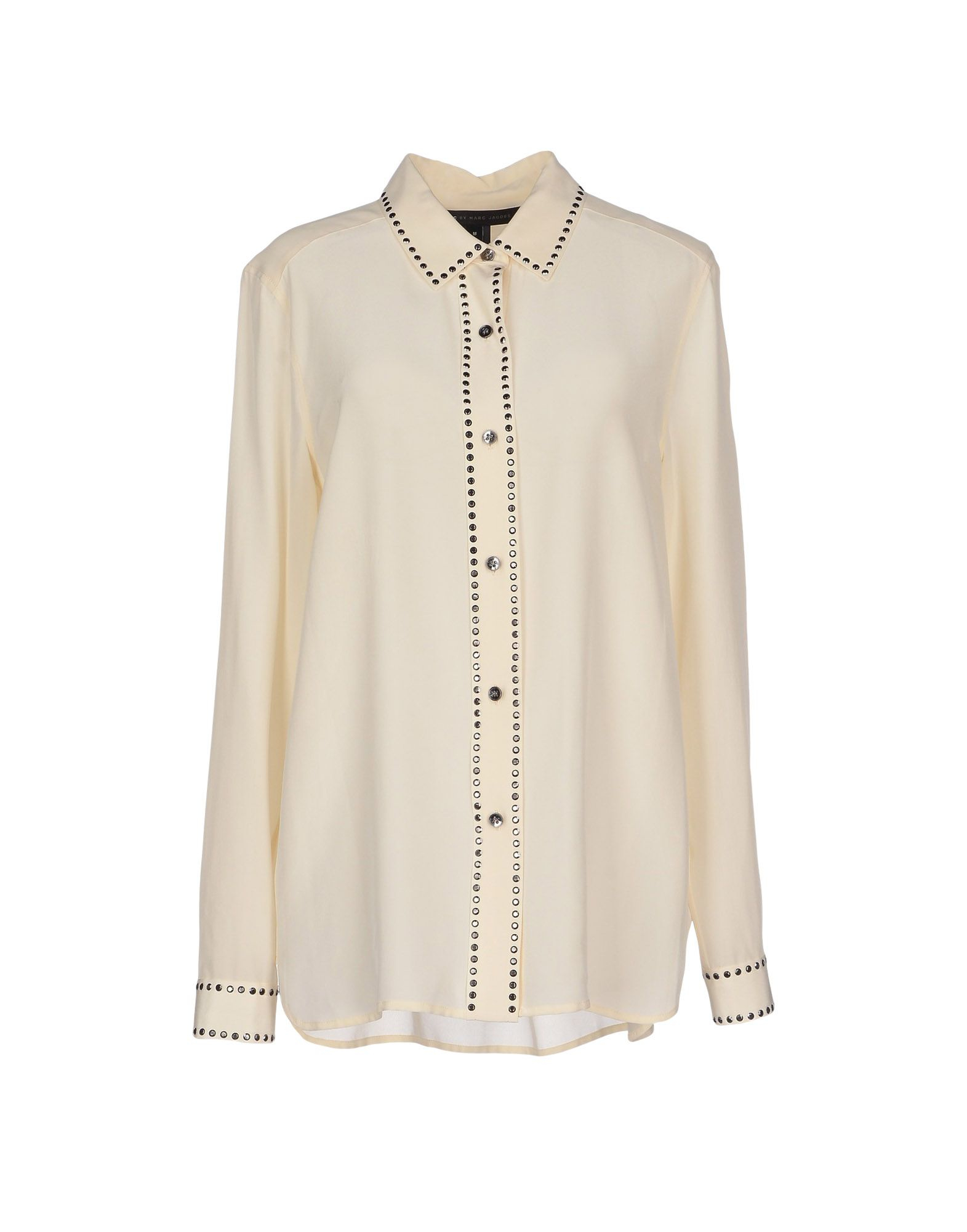 marc by marc jacobs shirt in natural lyst