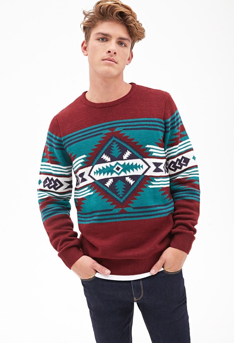 Southwestern Sweater