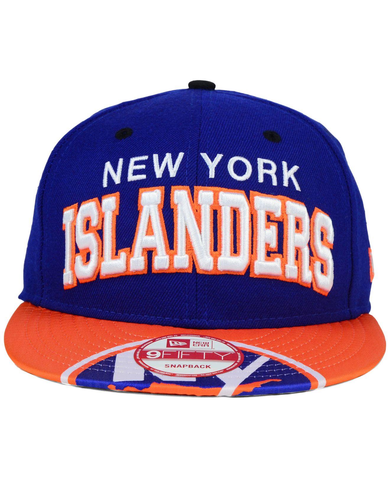 check out 4bf3b 2149b ktz new york islanders flip 9fifty snapback cap in