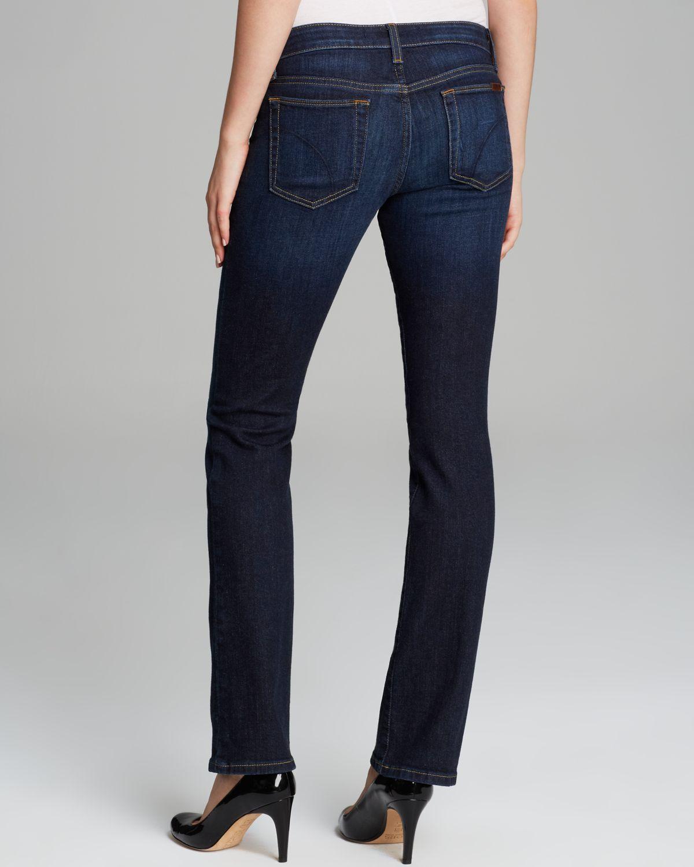 Joe's jeans - Curvy Bootcut In Rikki in Blue | Lyst