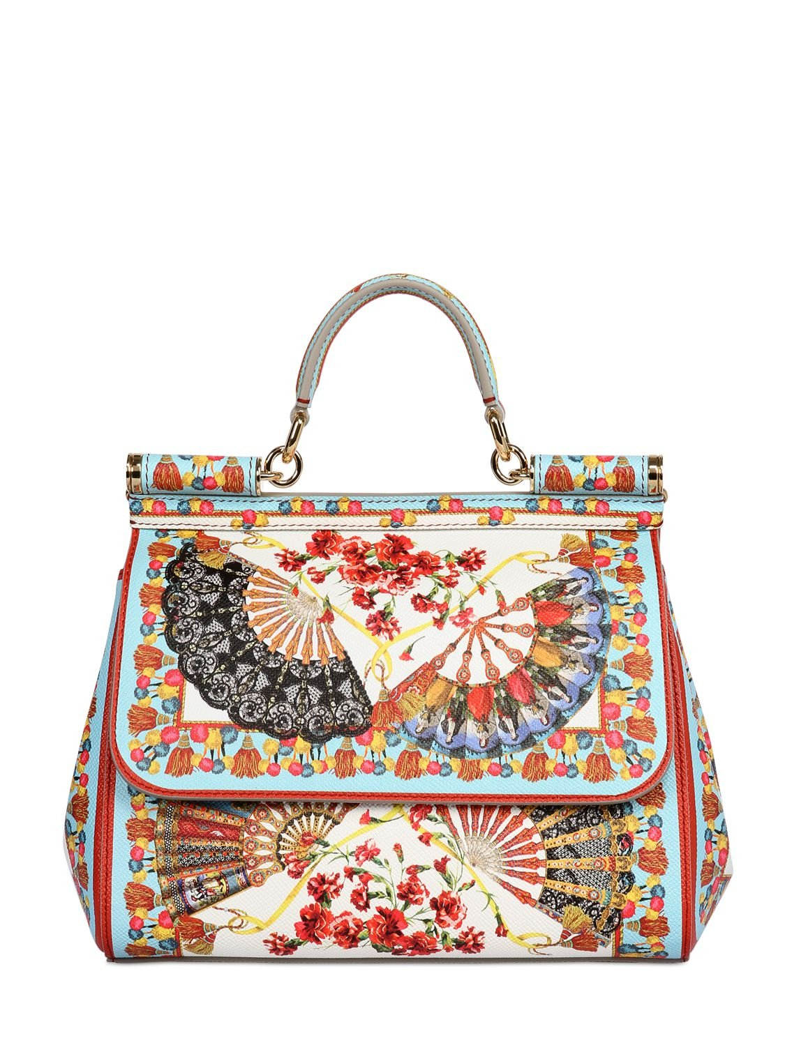 afeb903739 Gallery. Previously sold at  LUISA VIA ROMA · Women s Dolce Gabbana Sicily  ...