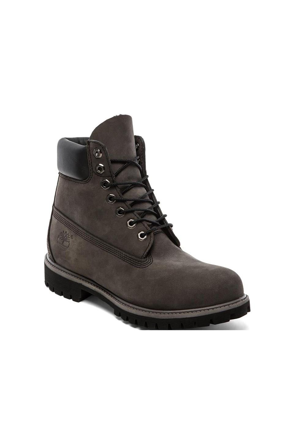Timberland A17qf Classic Boots In Gray For Men Lyst