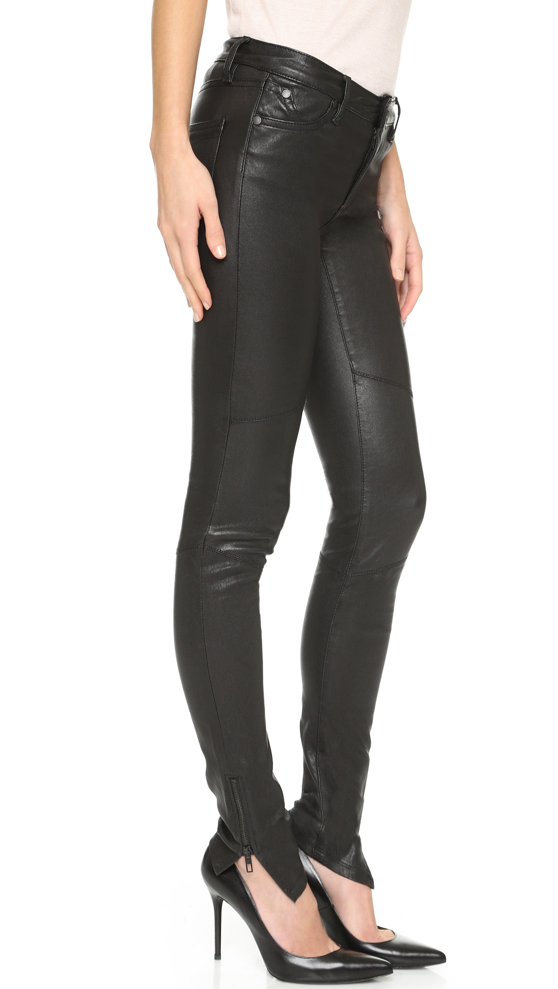 Leather Pants. invalid category id. Leather Pants. Showing 48 of results that match your query. Search Product Result. Product - HDE Sexy Faux Leather Leggings High Waisted Tight Pants for Women. Product Image. Price $ Product Title.