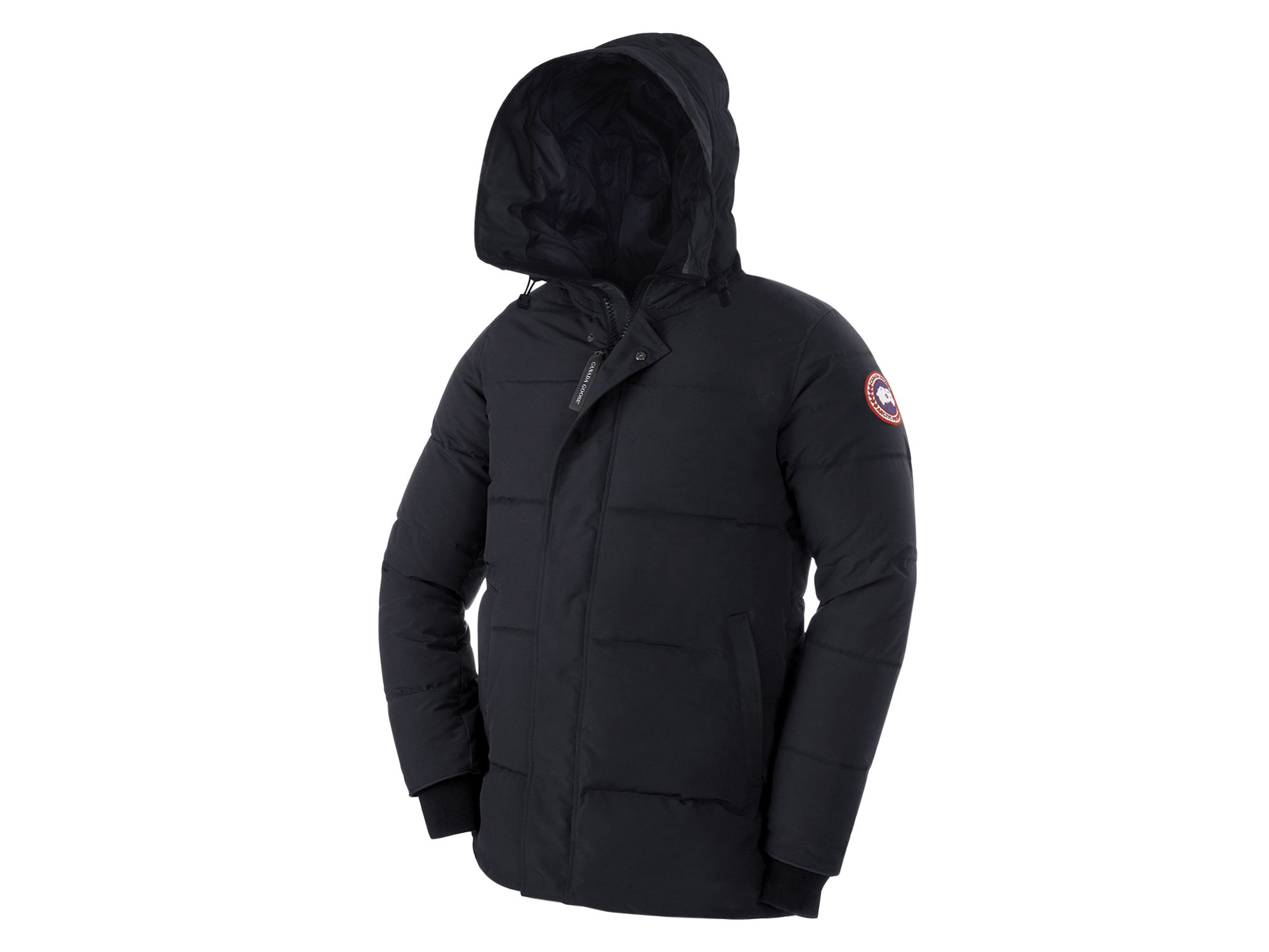 Canada Goose montebello parka online 2016 - Canada goose Macmillan Down Parka in Blue for Men (Navy) | Lyst