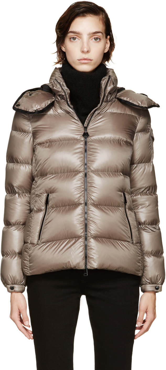 moncler bady brown
