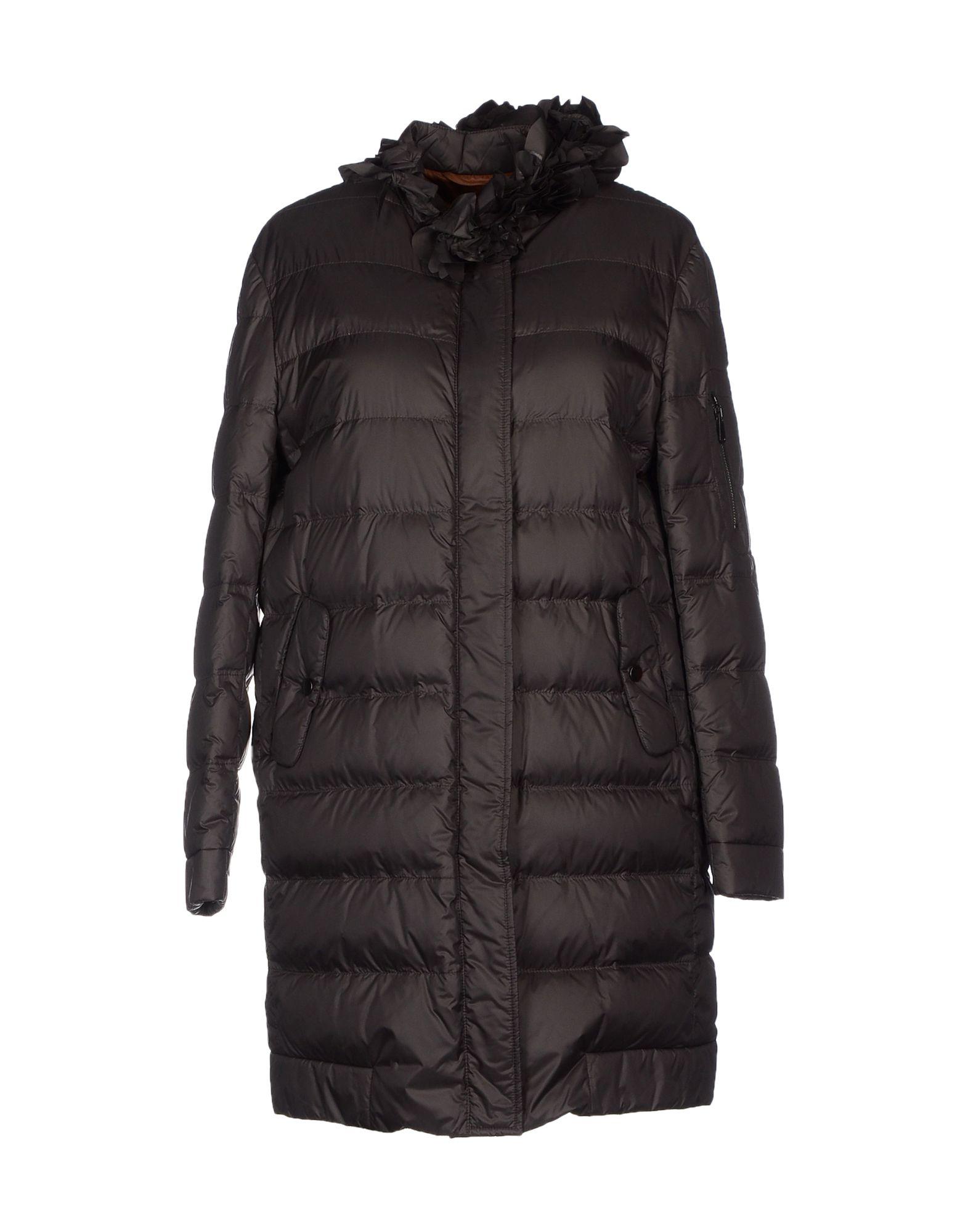 Lyst Brunello Cucinelli Down Jacket In Brown For Men