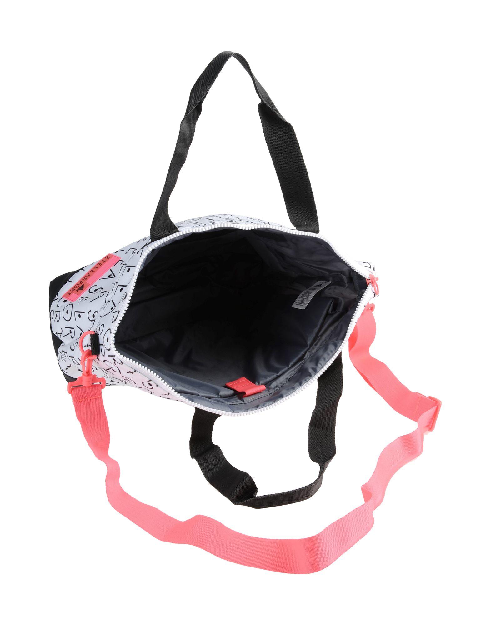 cefbd4bb01 adidas By Stella McCartney Handbag in Black - Lyst