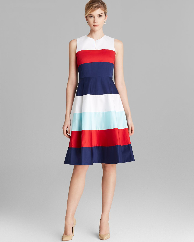 Kate Spade Corley Dress In Multicolor Multi Lyst