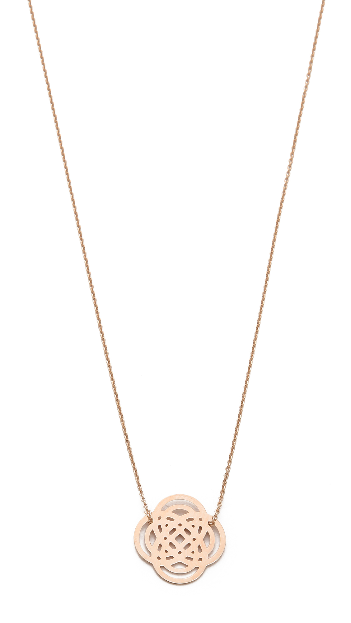 iconic charlotte com purity by lucky the theiconic australia online lotus au necklace