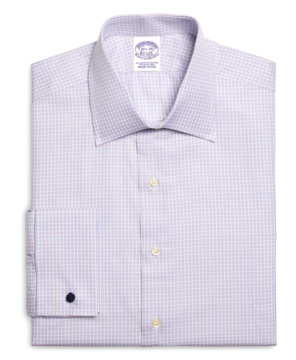 Lyst Brooks Brothers Egyptian Cotton Extraslim Fit