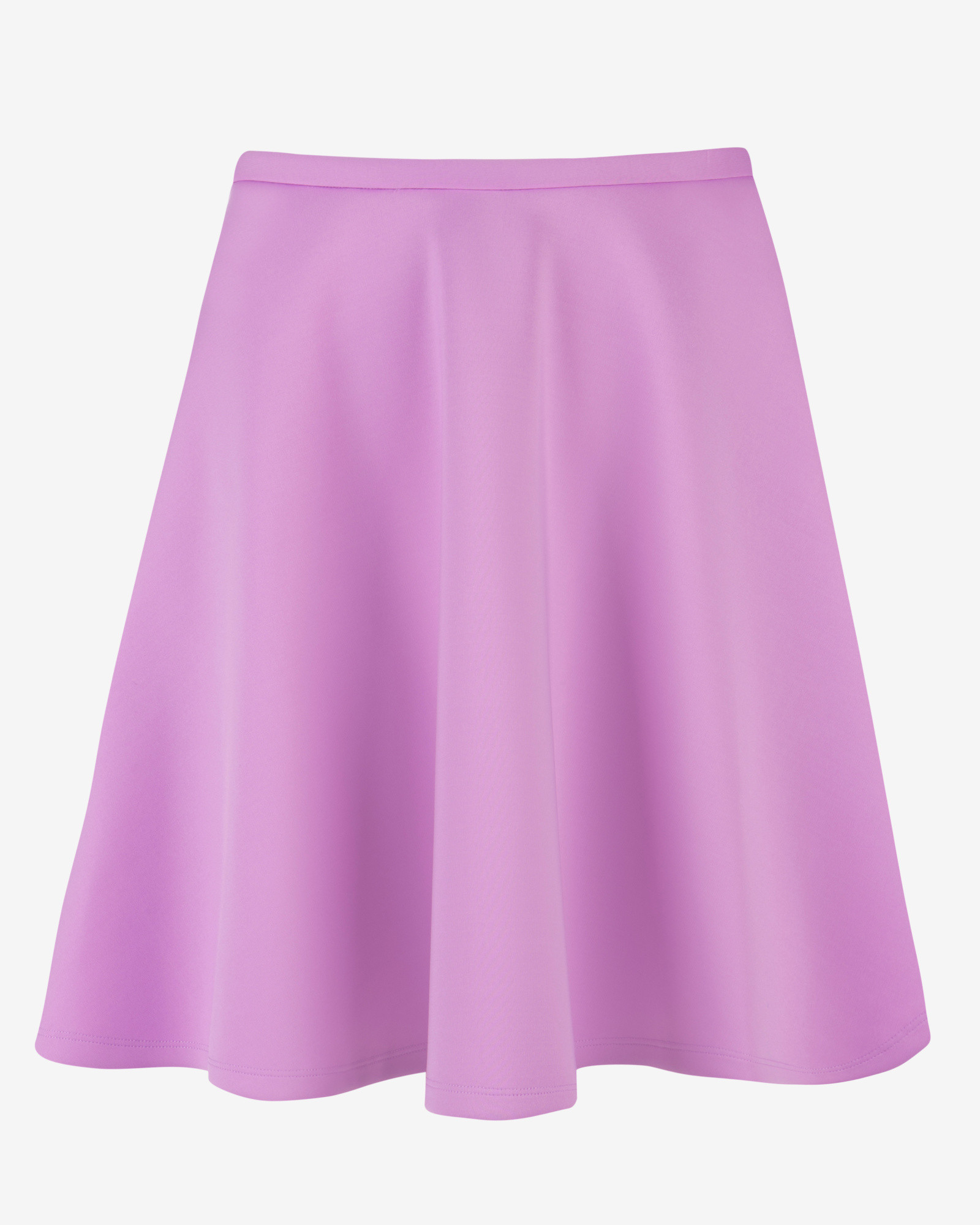 Ted baker A-line Skirt in Purple | Lyst