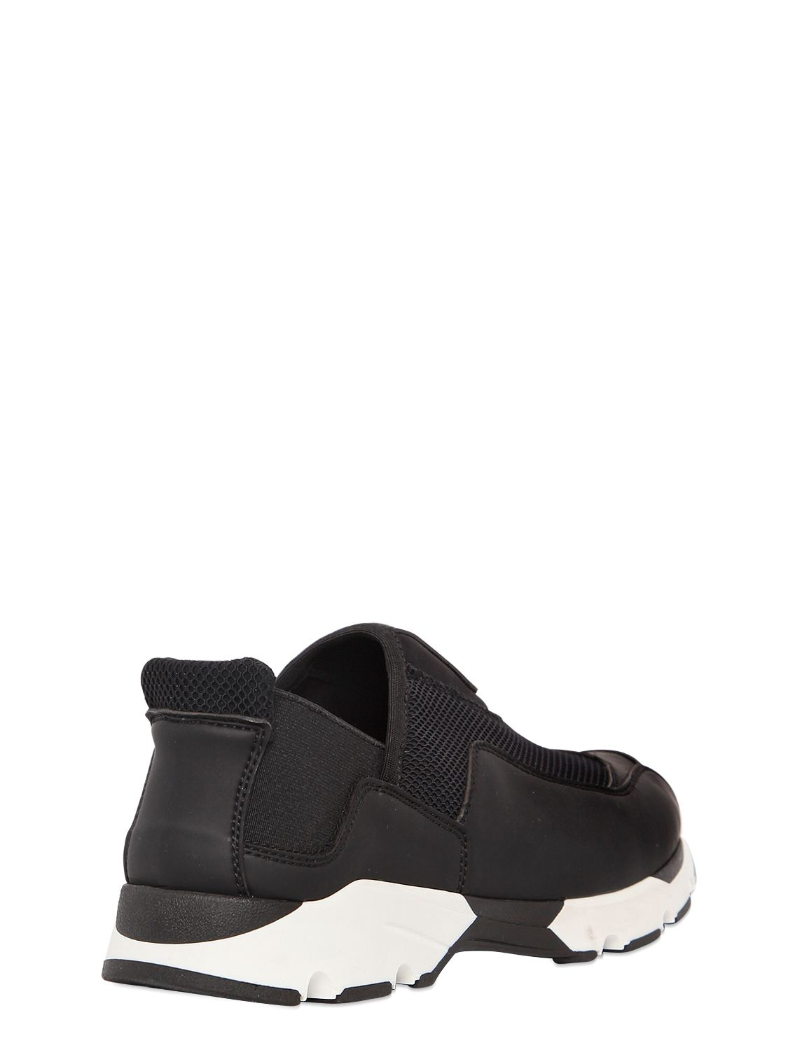 Marni Suede and mesh sneakers supply online outlet cheap authentic discount online sale 2015 new the best store to get i9LDC