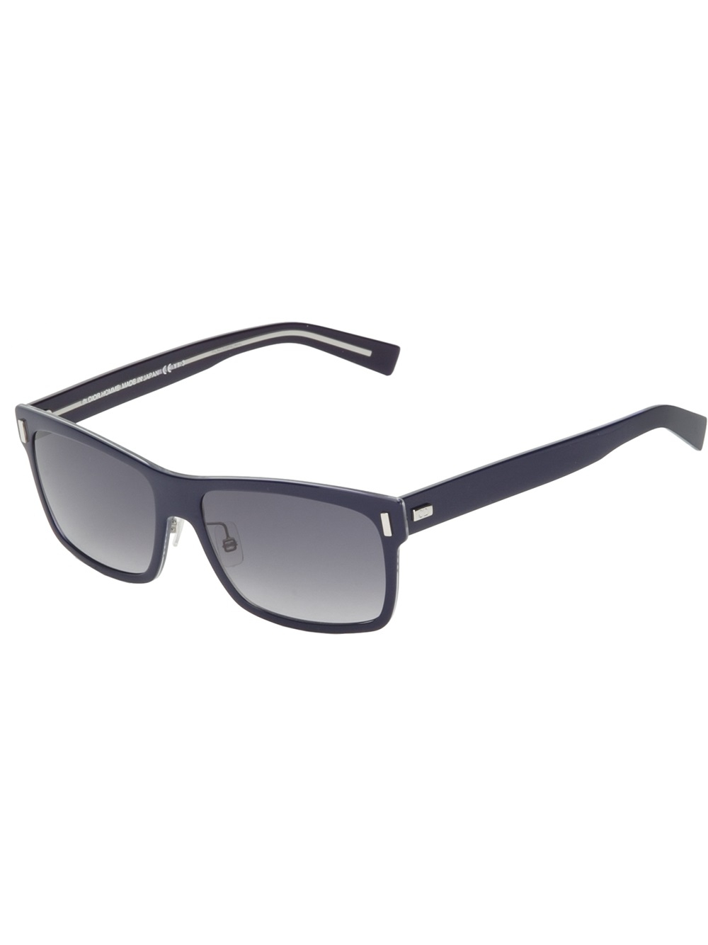 e1445f836879 Lyst - Dior Homme Blacktie 20 Sb Sunglasses in Blue for Men