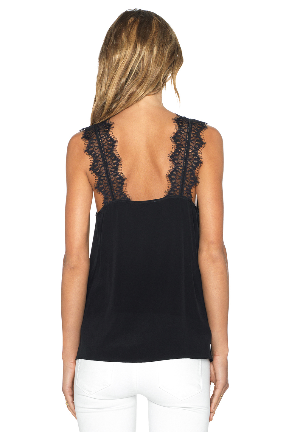 Lyst - Cami Nyc The Chelsea Cami in Black