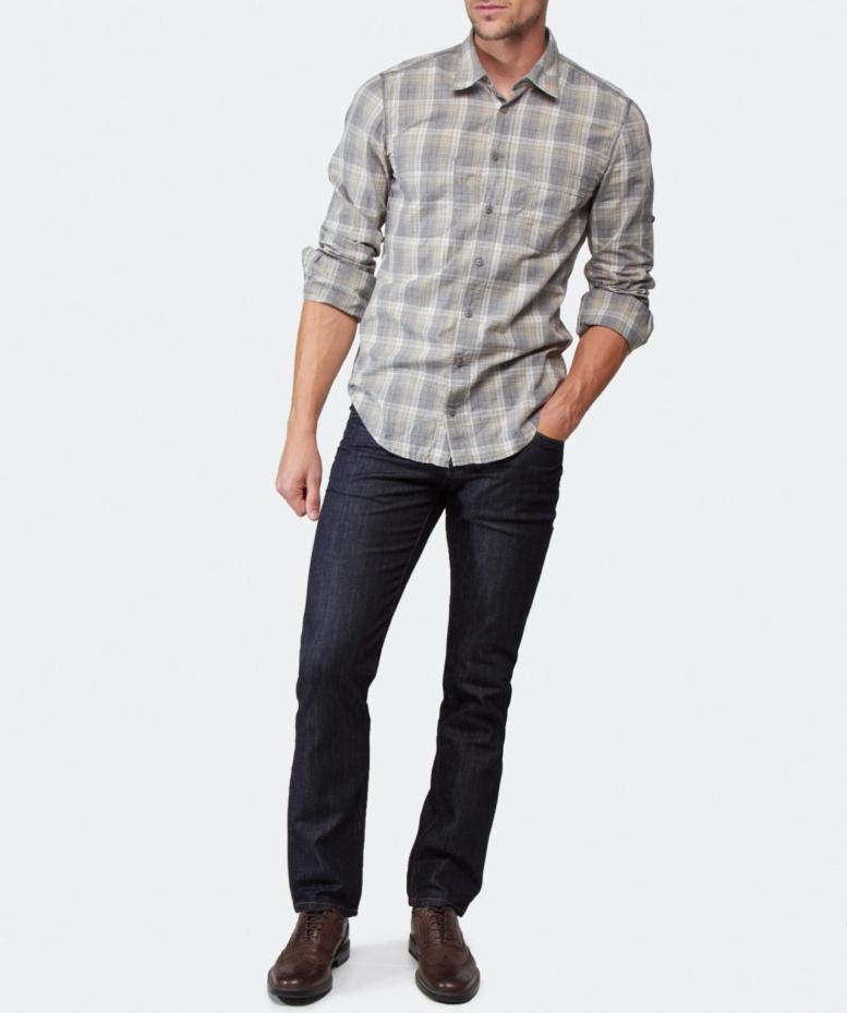 boss orange regular fit orange 24 barcelona jeans in blue. Black Bedroom Furniture Sets. Home Design Ideas