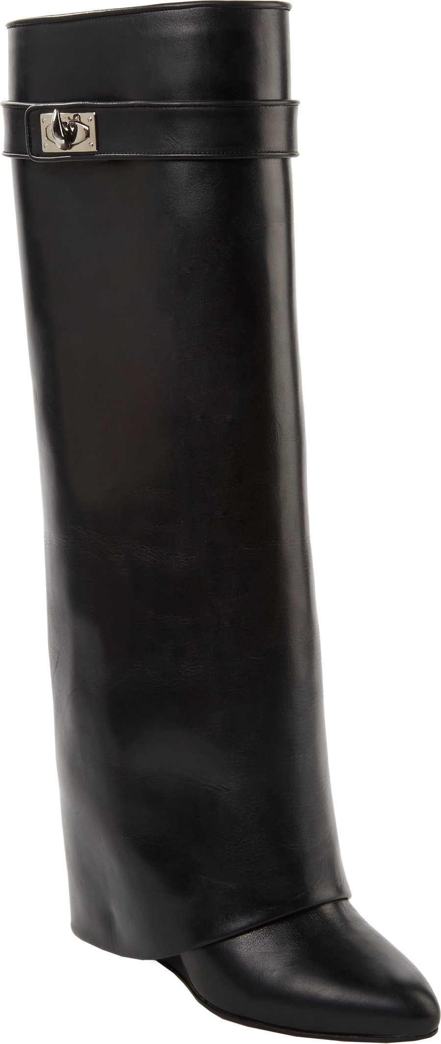 Givenchy Shark Tooth Pant Leg Knee Boots In Black Lyst