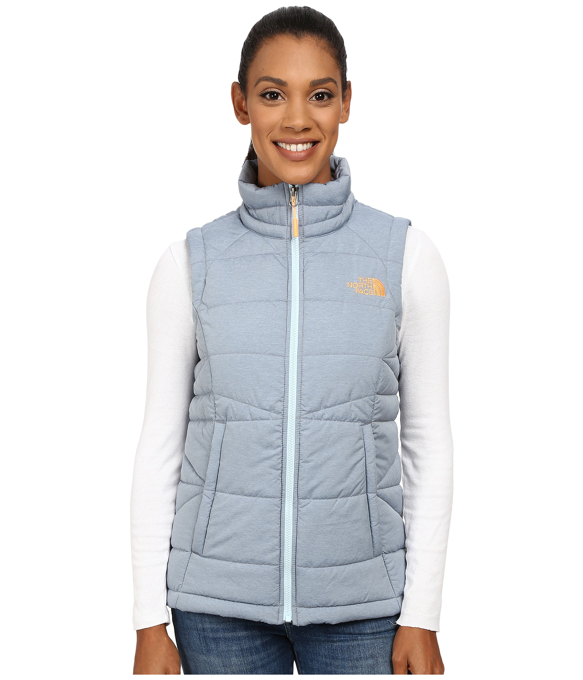 5018453269cd5 The North Face Roamer Vest in Blue - Lyst