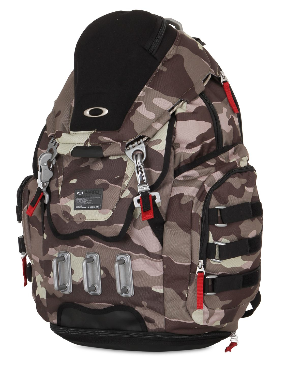Oakley Camouflage Backpack