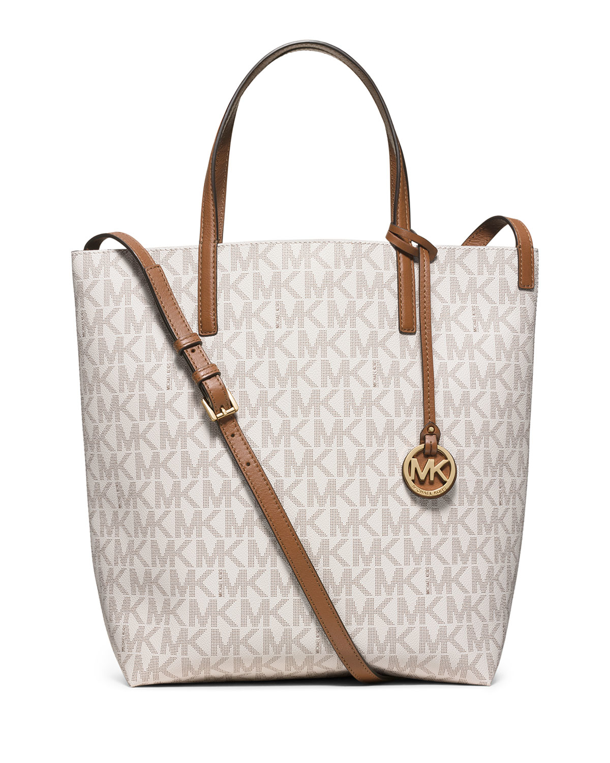 Lyst Michael Michael Kors Hayley Large Convertible Tote