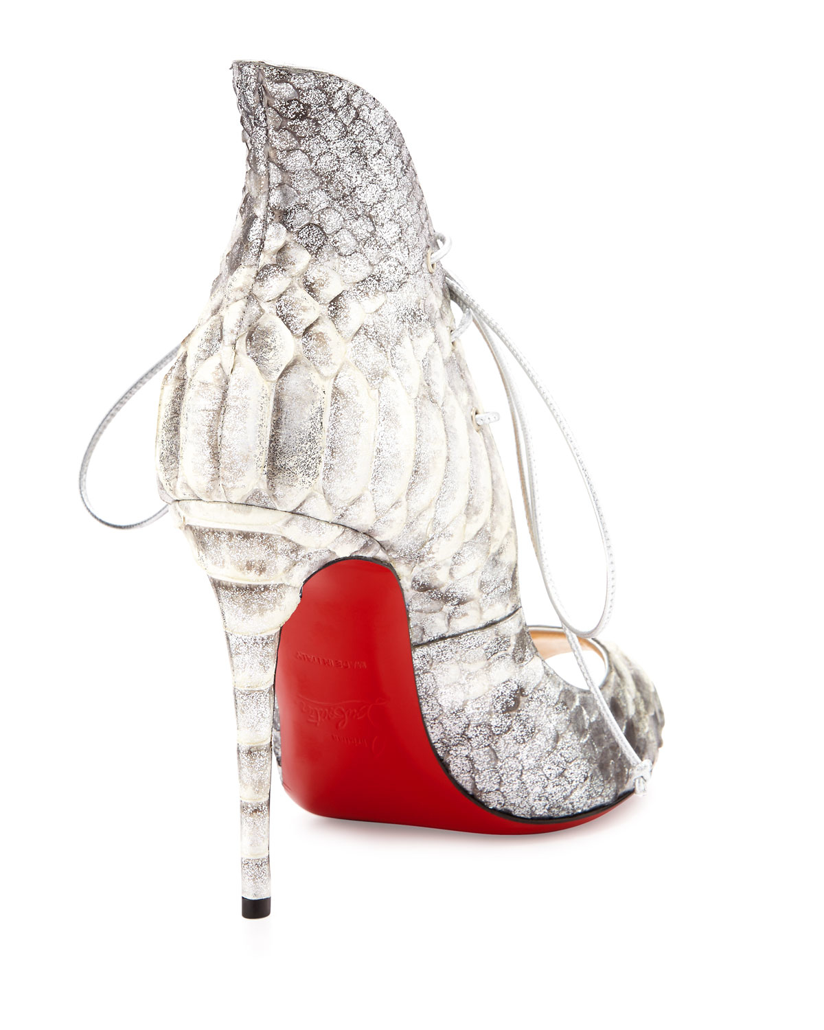 758915826bf Gallery. Previously sold at  Neiman Marcus · Women s Christian Louboutin ...