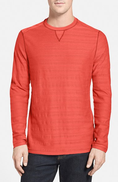 Tommy Bahama Stripe Emfielder Polo Golf Shirt at