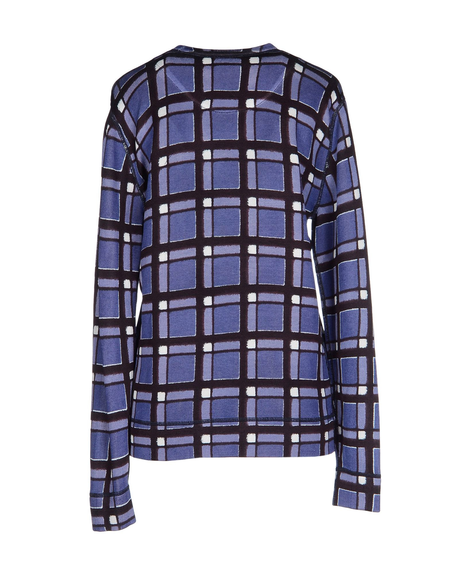 marc by marc jacobs sweater in blue lyst. Black Bedroom Furniture Sets. Home Design Ideas