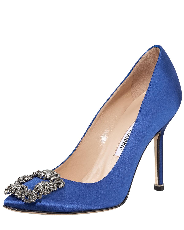 Cobalt Shoes Size  Heels
