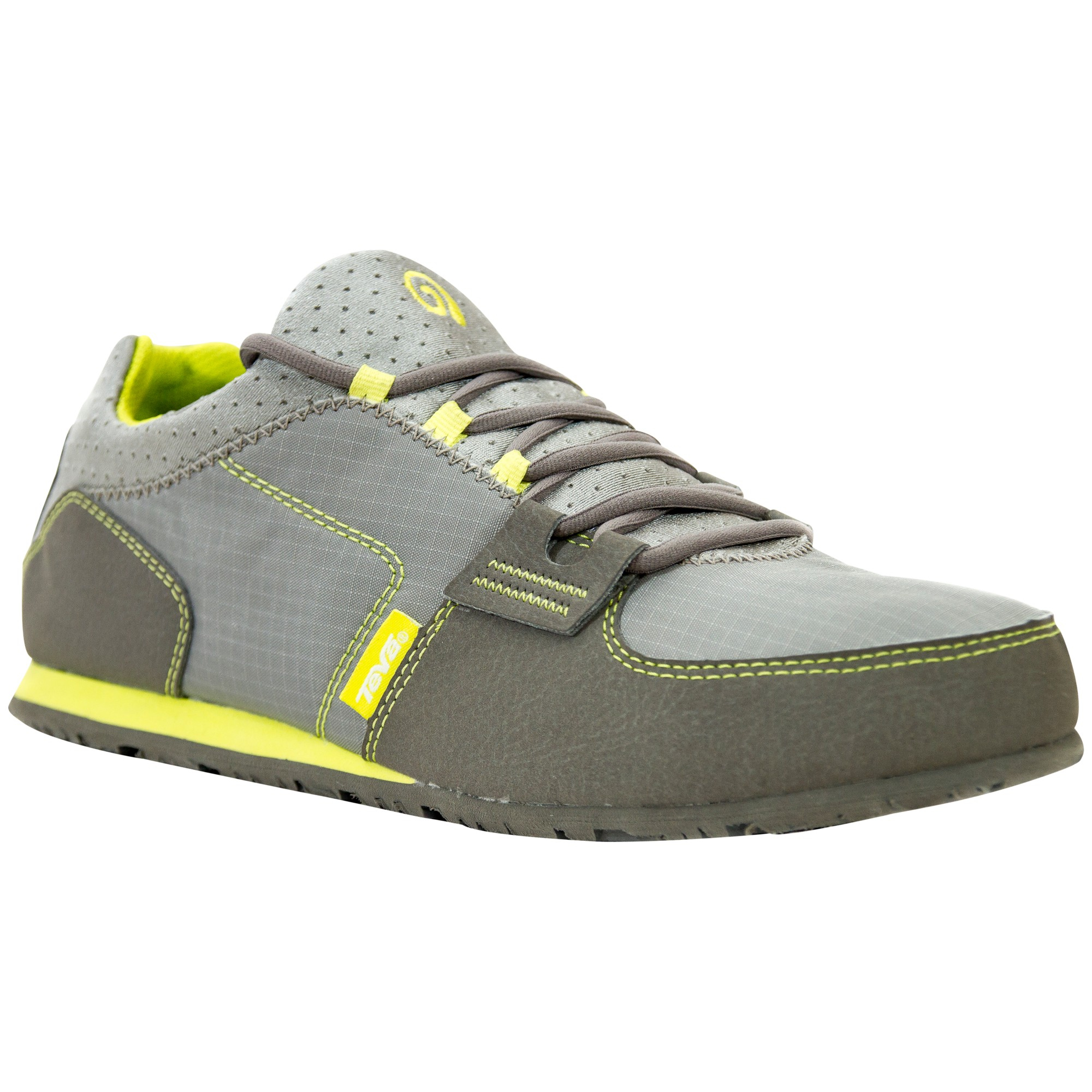 4cf51e49b8df Teva Mens Mush Frio Canvas Shoes in Green for Men - Lyst