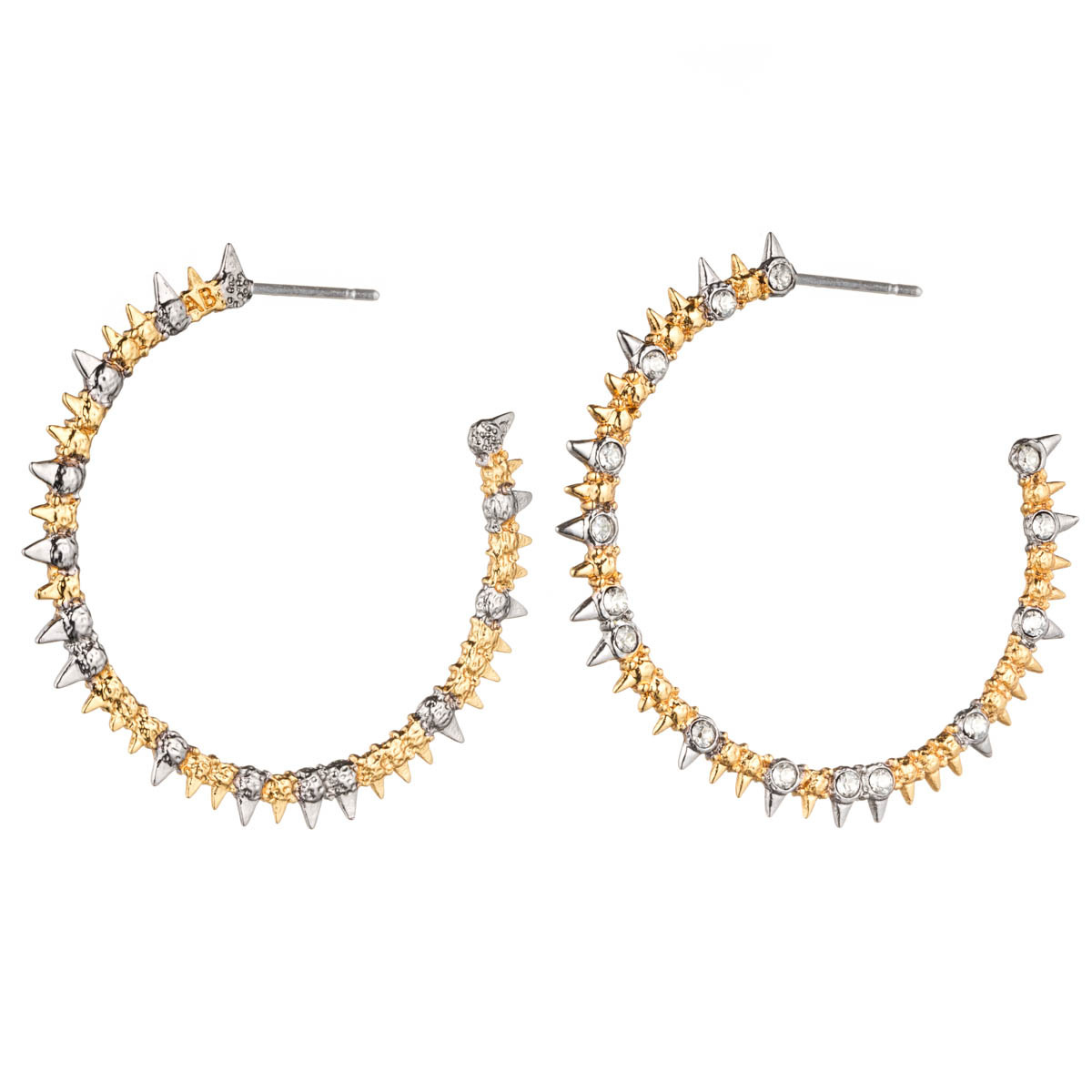 Gallery Women's Gold Hoop Earrings