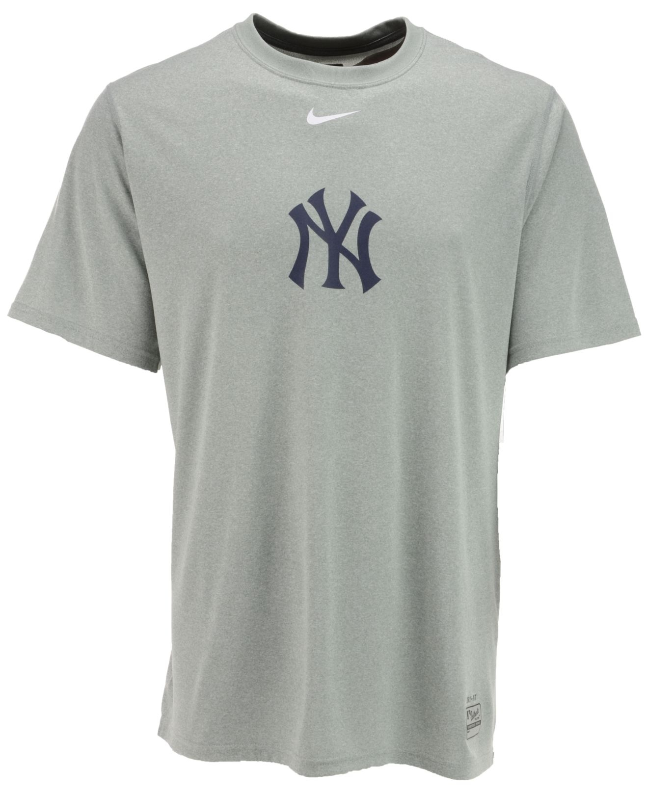 new product fd798 4f07f New York Yankees Dri Fit Team Issue T Shirt By Nike