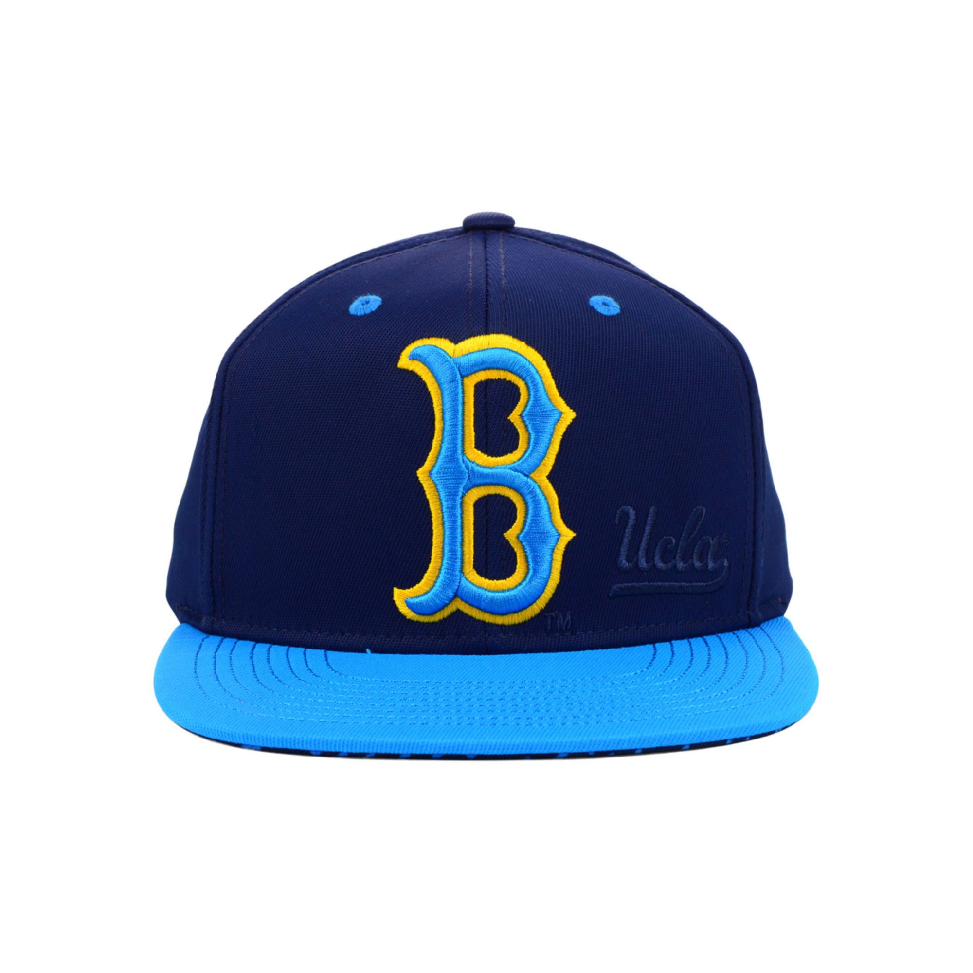 9da9d1df9b0 Lyst - adidas Ucla Bruins Mm Snapback Cap in Blue for Men