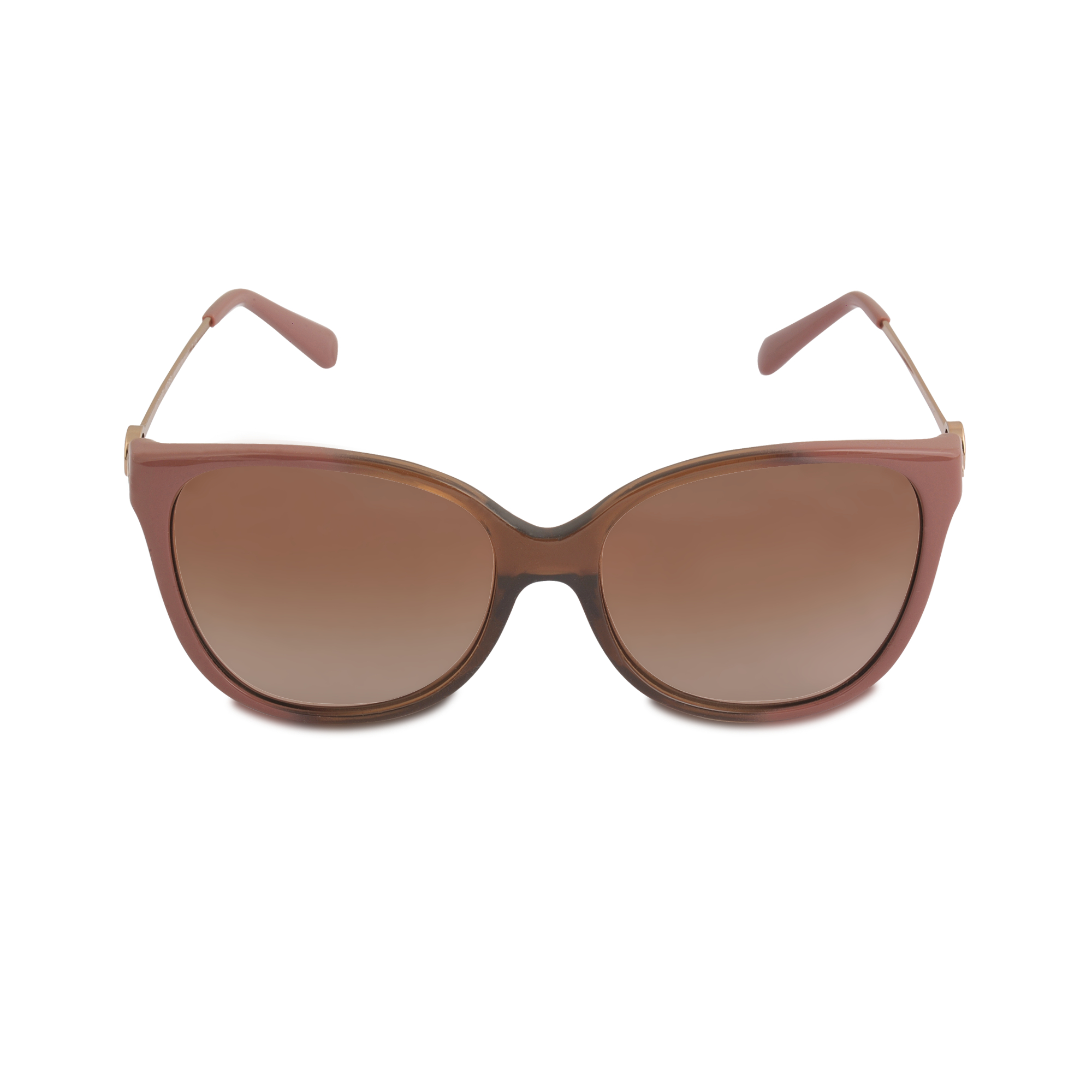 ee5f88b19f Michael michael kors Brown-rio Coral Ombre Sunglasses Mk6006 in Brown