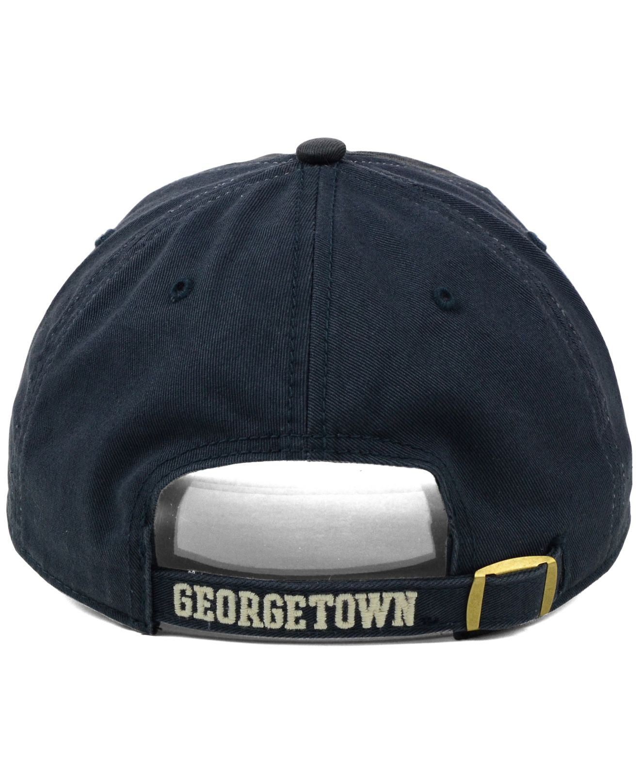 new arrival 025ce afd3d 47 Brand Georgetown Hoyas Clean Up Cap in Gray for Men - Lyst
