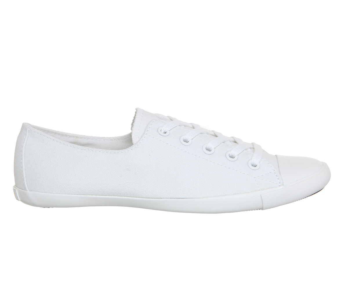 3f5dce6f5b2 Lyst - Converse Ct Lite Ox in White