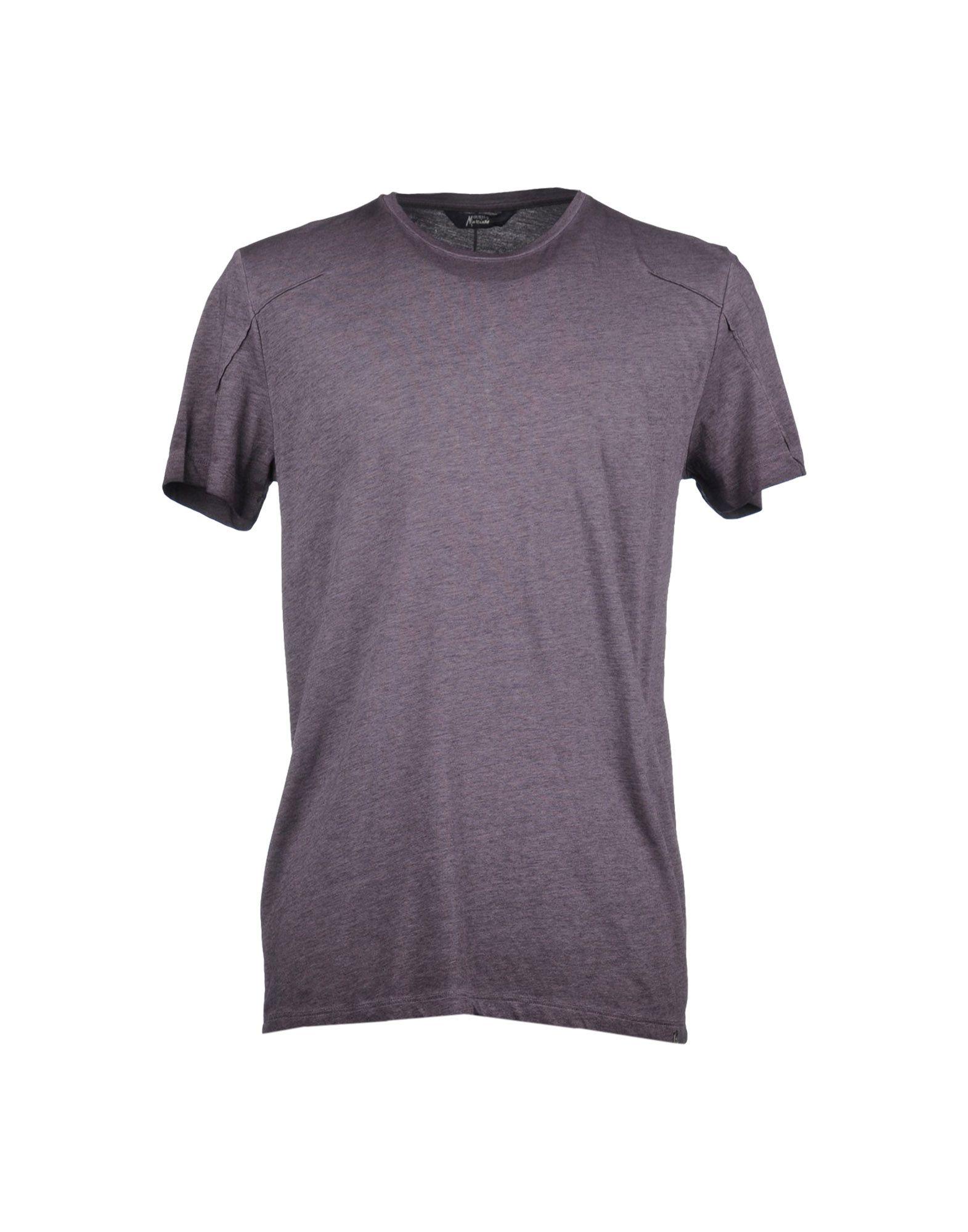 guess short sleeve t shirt in brown for men light brown. Black Bedroom Furniture Sets. Home Design Ideas