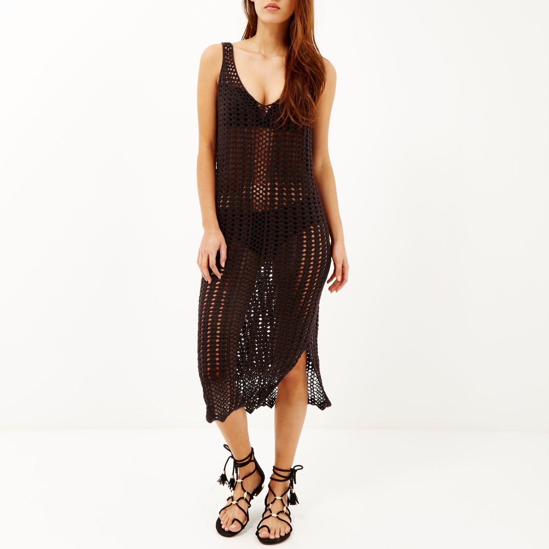 0ca4d77c036 Gallery. Women s Brown Dresses Women s Crochet Dresses