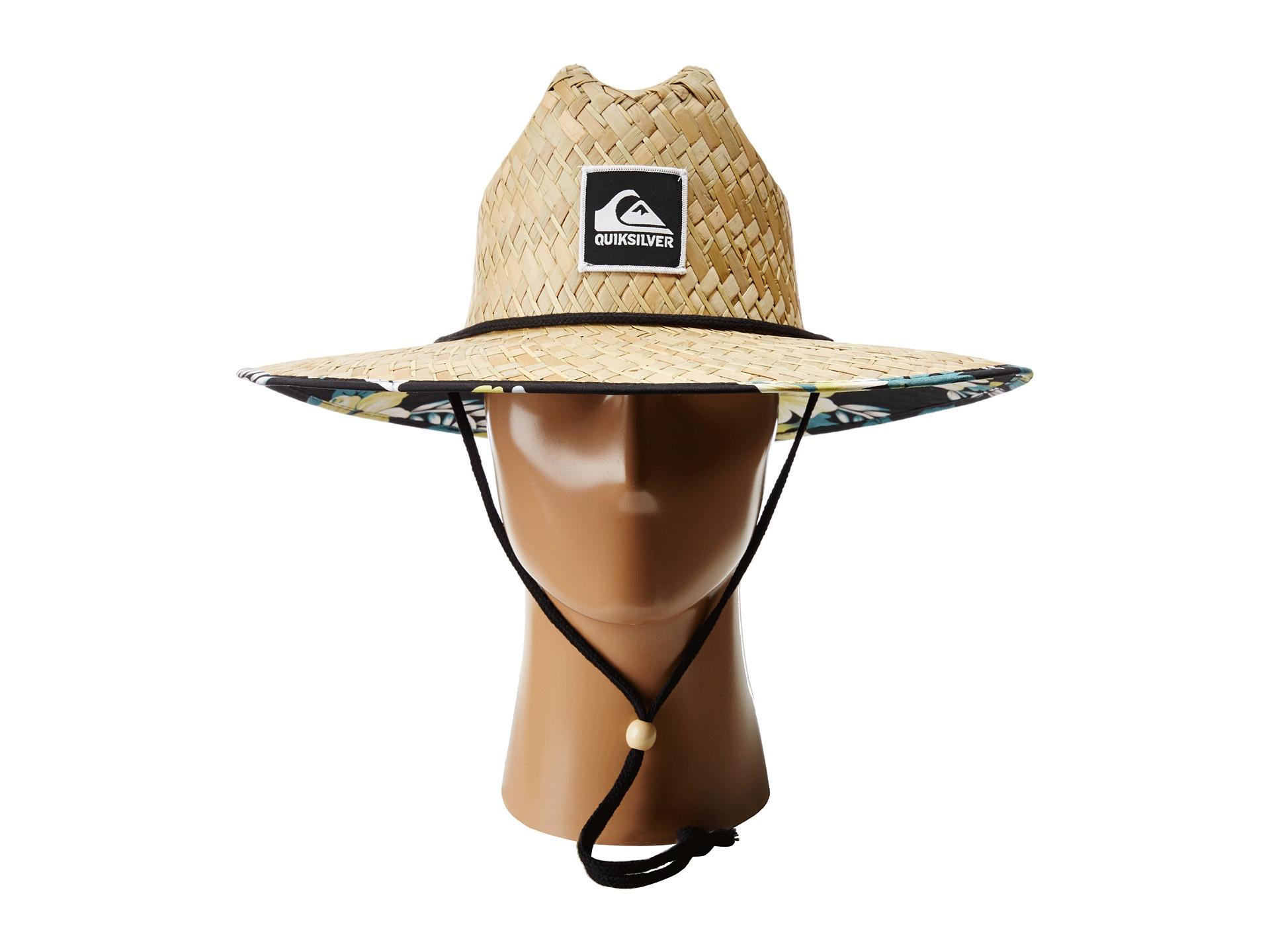 0d5b3ecc9b063a ... spain lyst quiksilver outsider hat in black for men d3ba9 34259