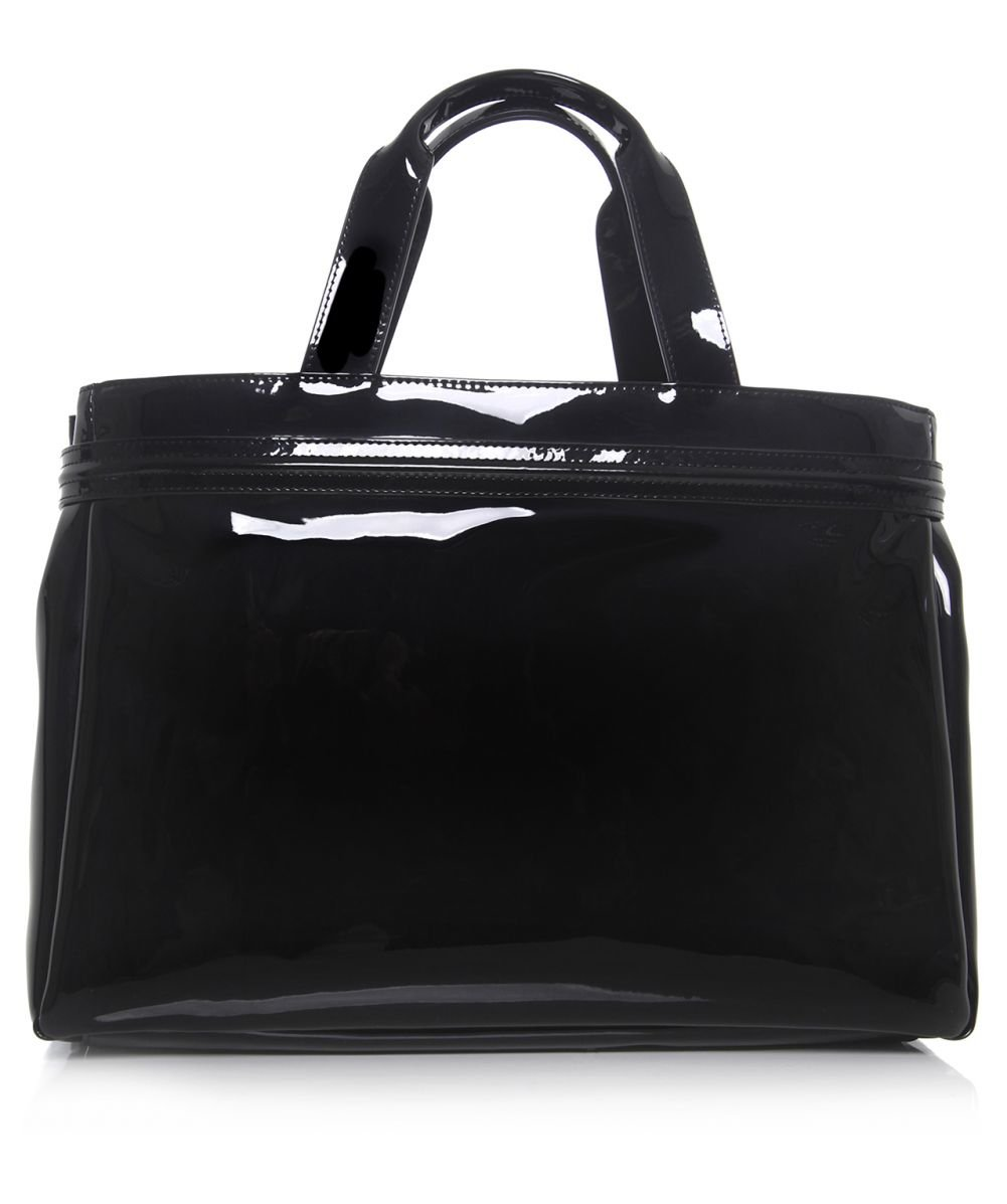 Shop for Coach Gallery Black Signature Embossed Patent Leather Tote Bag. Get free delivery at nichapie.ml - Your Online Handbags Outlet Store! Get 5% in rewards with Club O! -