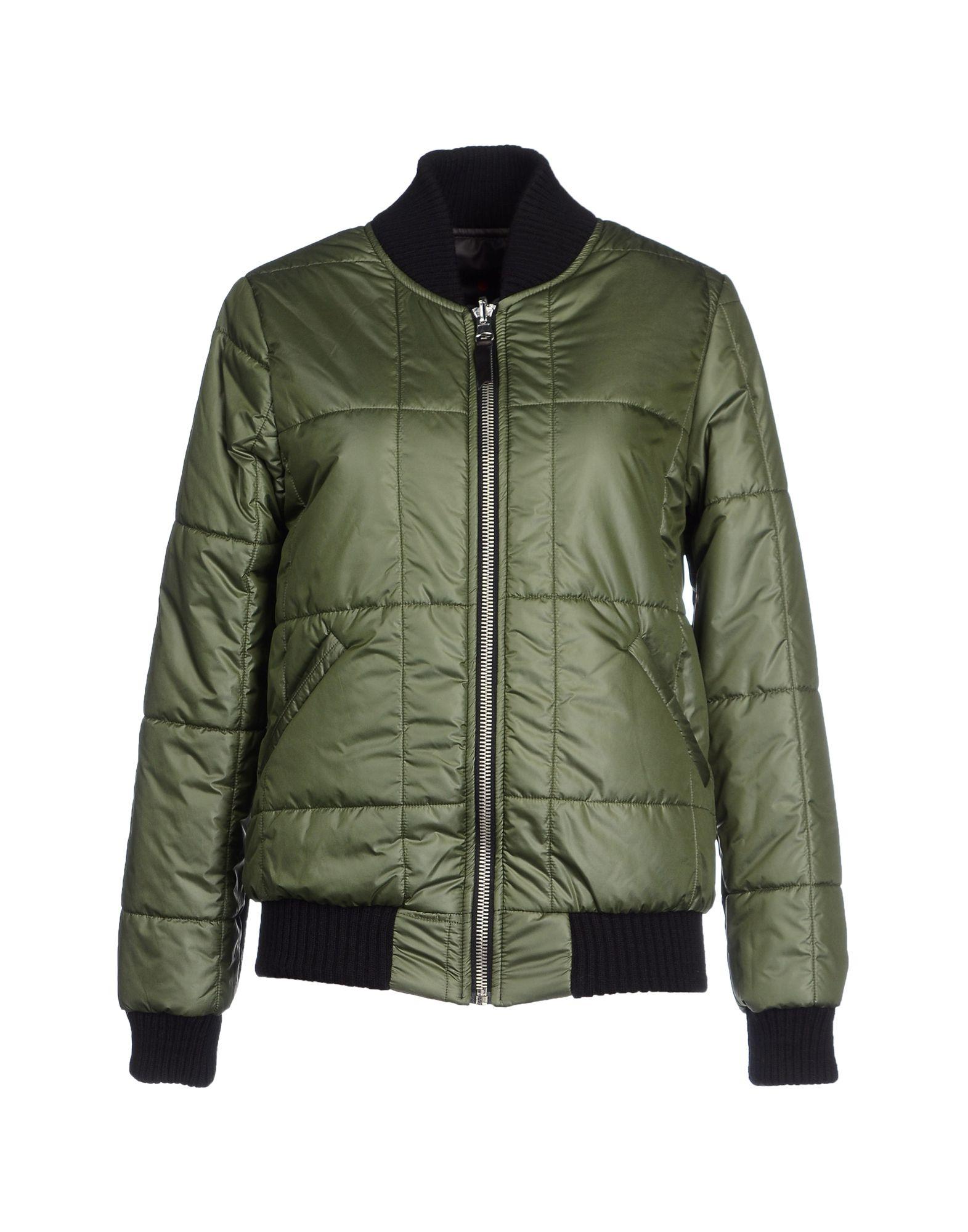 Lyst - Fifteen U0026 Half Jacket In Black For Men