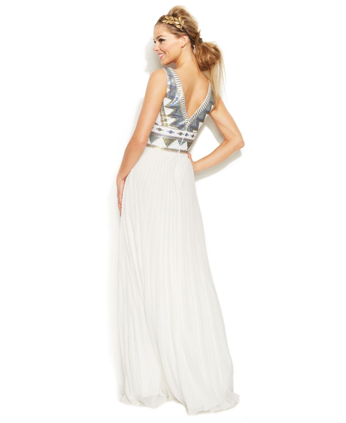 Charmant Xscape Prom Kleid Bilder - Hochzeit Kleid Stile Ideen ...
