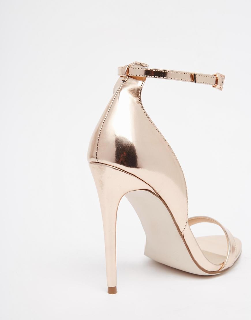 Kitten Heel Wide Fit Shoes